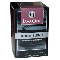 Java One Coffee Pods - Kona Blend - Coffee Wholesale USA