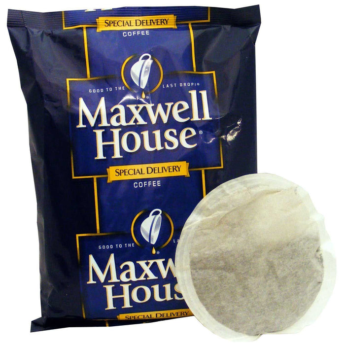 Maxwell House Coffee - Special Delivery - 12 Cup Filter Pack - 42. 1.2oz. Packages