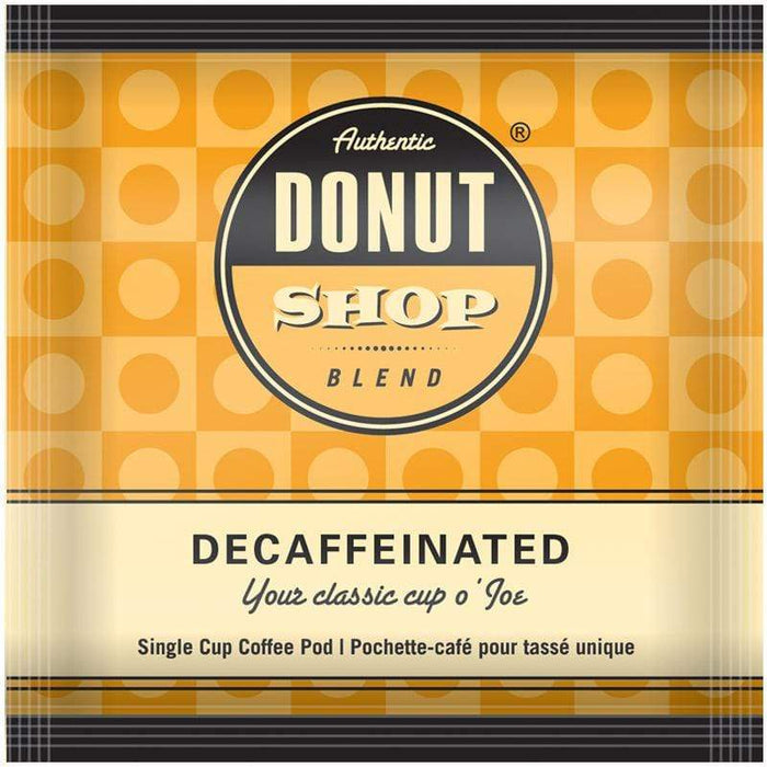 Donut Shop Blend' Coffee - Soft Pods - DECAF