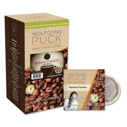 Wolfgang Puck Coffee - Pods - Extra Bold Espresso Forzuto