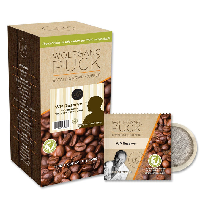 Wolfgang Puck Coffee - Pods - WP Reserve
