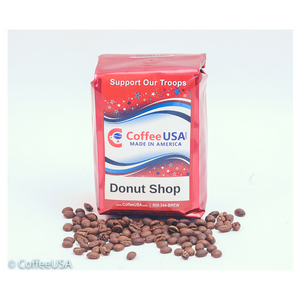 Coffee USA Donut Shop - Coffee Wholesale USA