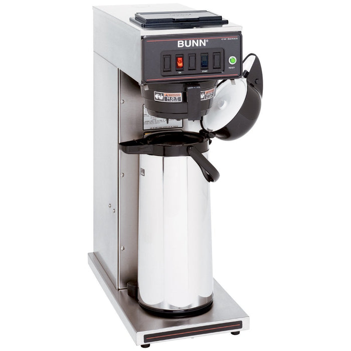 Bunn CWT15-APS Automatic Airpot Coffee Brewer [No Faucet]