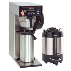 Bunn ICB-DV Automatic Infusion Coffee Brewer (Stainless) - Coffee Wholesale USA