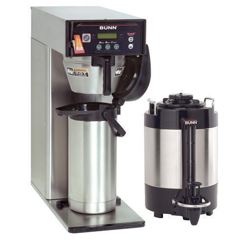 Bunn ICB-DV Automatic Infusion Coffee Brewer (Stainless)
