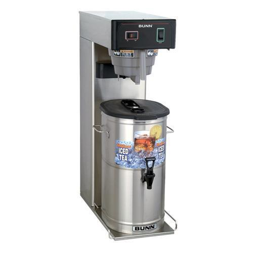 "Bunn TB3 29"" Trunk Iced Tea Brewer - 3 Gallon"