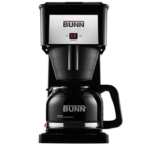 Bunn GRX-B Velocity Brew® 10 Cup Home Coffee Maker - Black - Coffee Wholesale USA