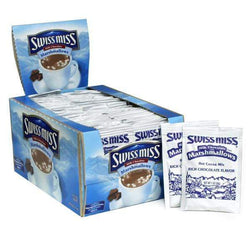 Swiss Miss Hot Cocoa with Marshmallows 50ct Box