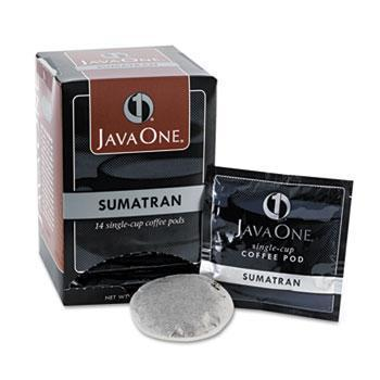 Java One Coffee Pods - Sumatran