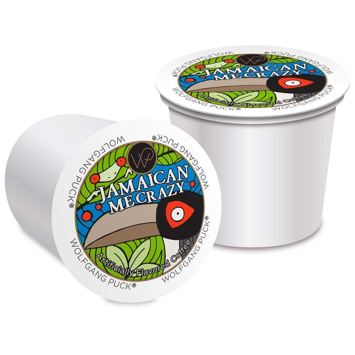 Wolfgang Puck RealCup Coffee Single Cups - Jamaican Me Crazy