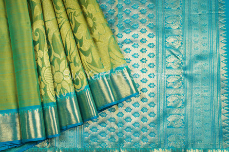 Kanjeevaram Bridal Pure Silk Saree