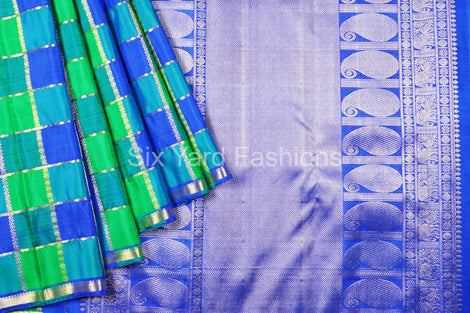 Kanjeevaram Pure Silk Saree