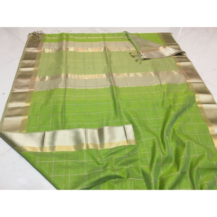 Pure Maheshwari Box Saree