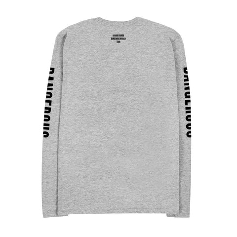 Bunny Heather Grey Long Sleeve