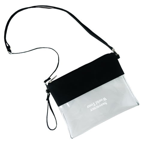 Sweetener Tour Clear Wristlet