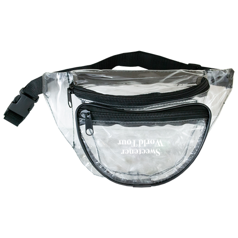 Sweetener Tour Clear Fanny Pack