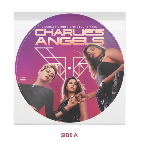 Charlie's Angels Picture Disc + Digital Album