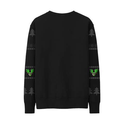 CHRISTMAS & CHILL CREWNECK