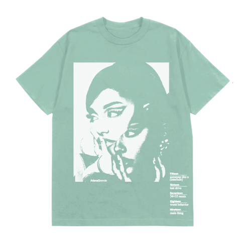 double vision cover t-shirt