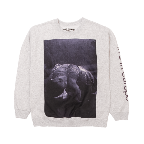LIVE IN EUROPE CREWNECK II