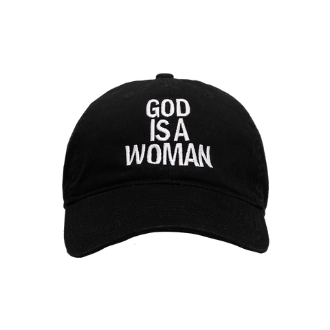 GOD IS A WOMAN HAT