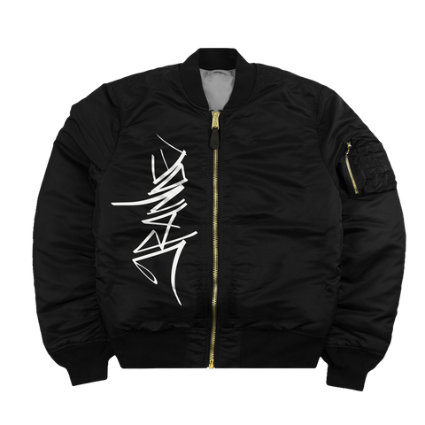 Grande World Tour Bomber Jacket