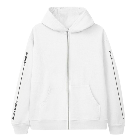 heaven sent you to me zip up hoodie