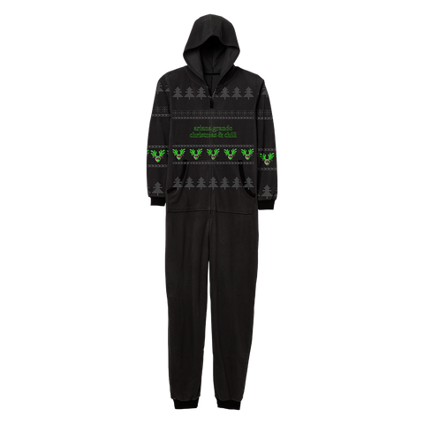 CHRISTMAS & CHILL ONESIE