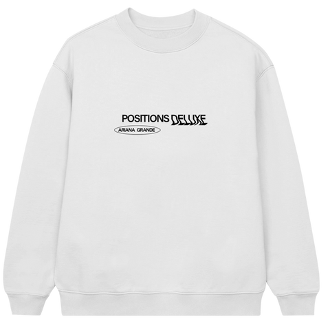 positions deluxe crewneck