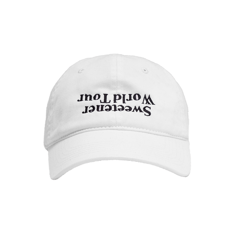 SWEETENER WORLD TOUR HAT