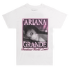 SWEETENER WORLD TOUR HOMAGE T-SHIRT