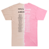 SWEETENER WORLD TOUR SPLIT T-SHIRT