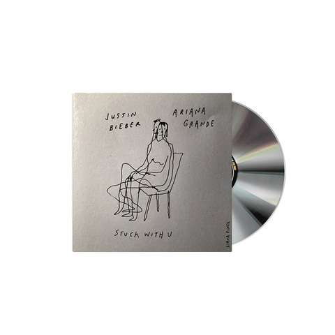 Stuck With U Alternate Cover Seated CD