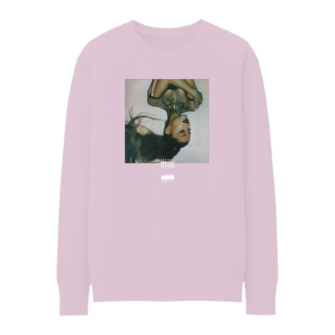 THANK U, NEXT COVER CREWNECK II + DIGITAL ALBUM
