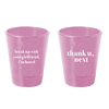 thank u, next shot glass set I + digital album