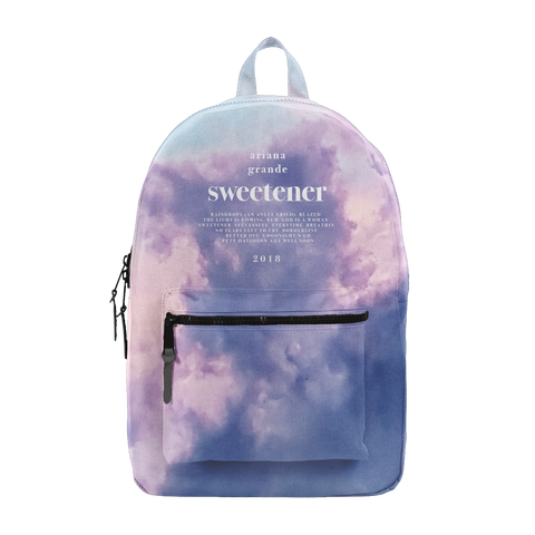 Sweetener Backpack + Album