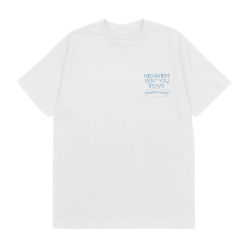 heaven sent you to me t-shirt