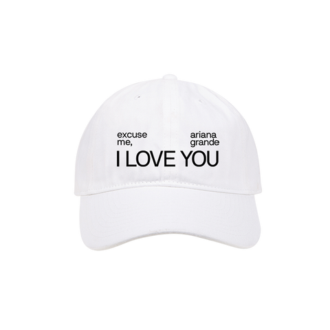 i love you dad hat