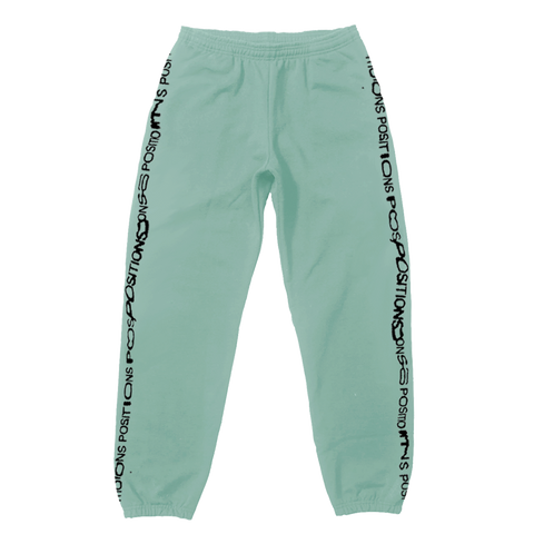 positions mint sweatpants