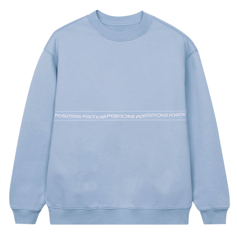 positions wrap around crewneck i