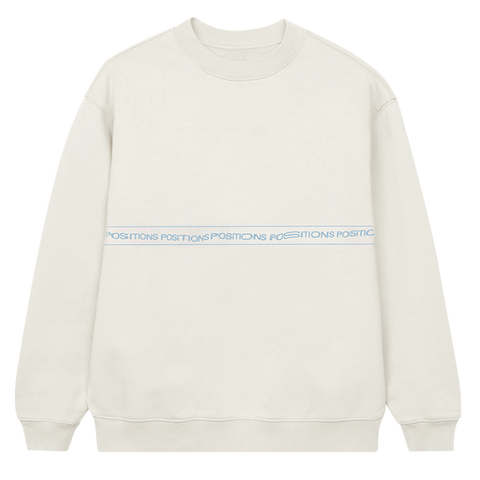 positions wrap around crewneck ii