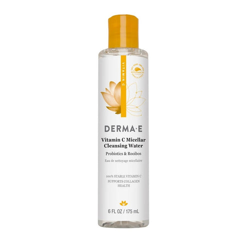 DERMA E - Micellar Cleansing Water with Vitamin C