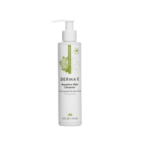 DERMA E - Sensitive Skin Cleanser