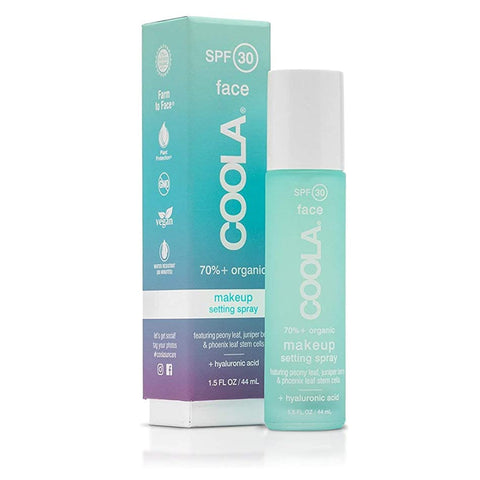 COOLA - Face SPF 30 Makeup Setting Spray