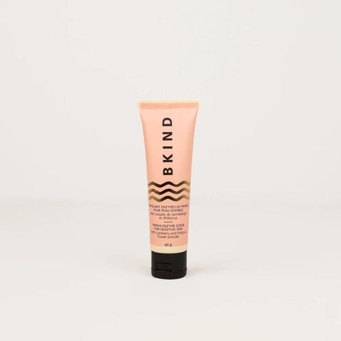 BKIND - Sensitive Skin Face Scrub - Papaya Enzyme