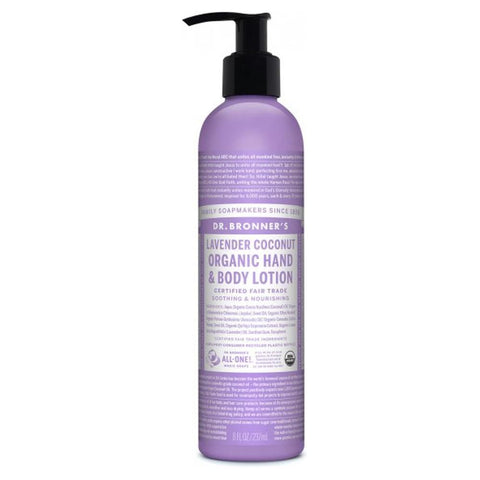 DR. BRONNER'S - Lavender Coconut Organic Lotion