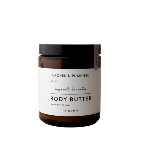 RACHEL'S PLAN BEE - Body Butter Sugared Lavender