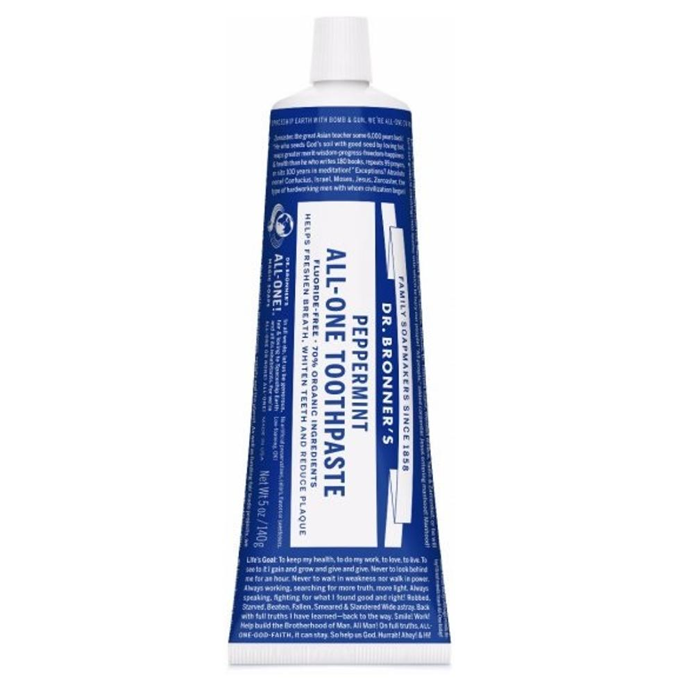 DR. BRONNER'S - All-One Peppermint Toothpaste