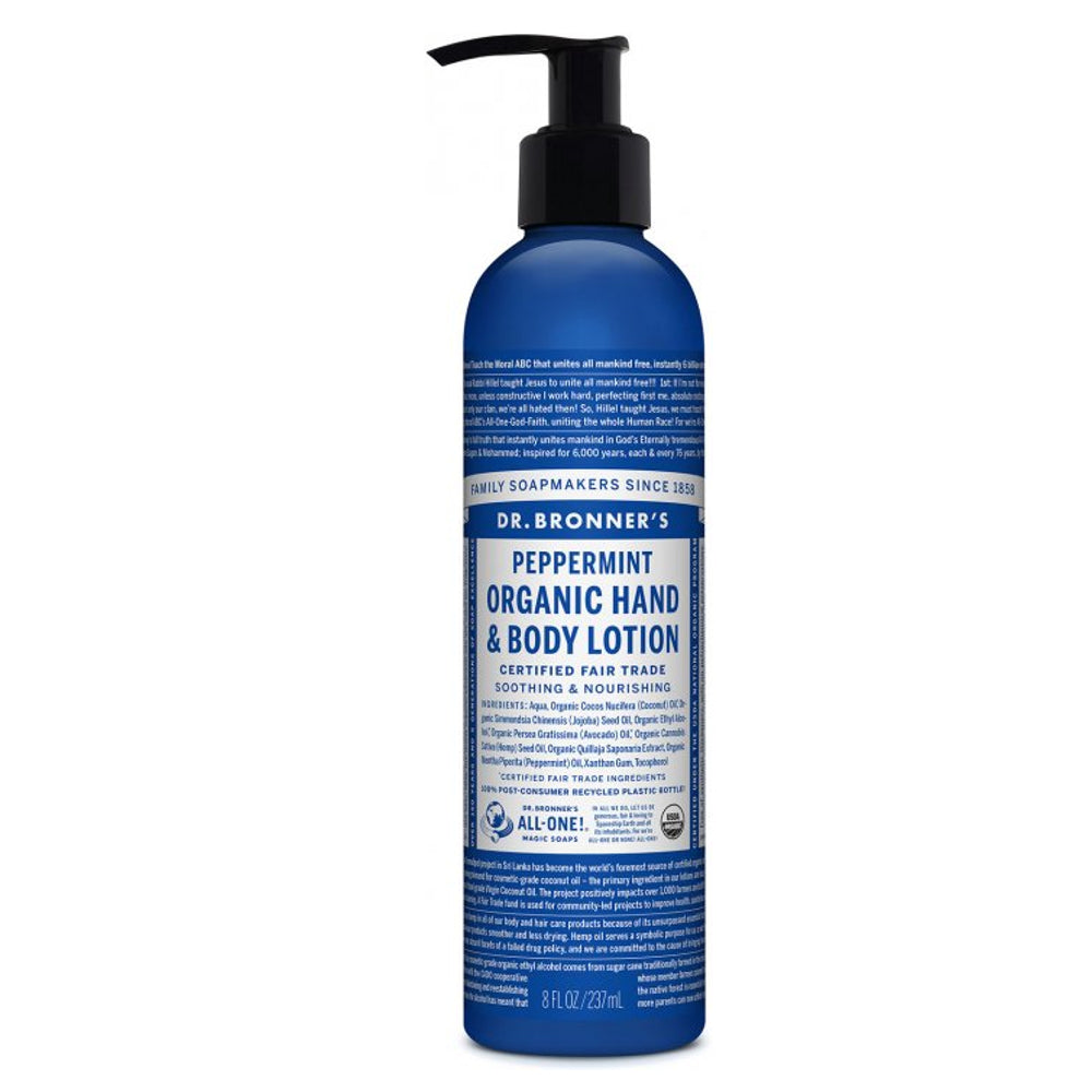 DR. BRONNER'S - Peppermint Organic Lotion