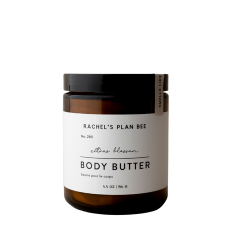 RACHEL'S PLAN BEE - Body Butter - Citrus Blossom LIMITED EDITION